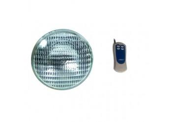 Színes LED fényszóró égő 25W/12V