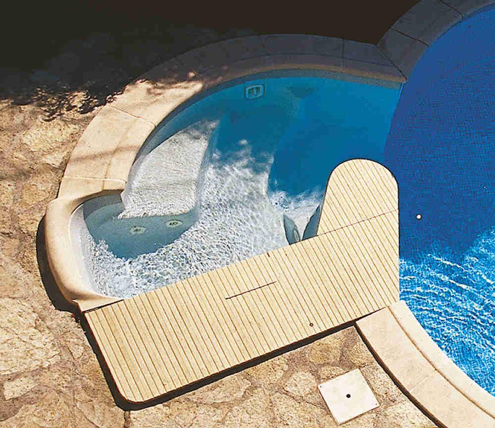 Escatopos medencék